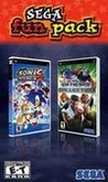 Sega Fun Pack: Sonic Rivals 2 / Genesis Collection Image