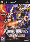 Samurai Warriors: Xtreme Legends Image