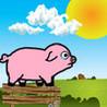 A Walking Pig Image