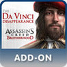 Assassin's Creed: Brotherhood - The Da Vinci Disappearance Image