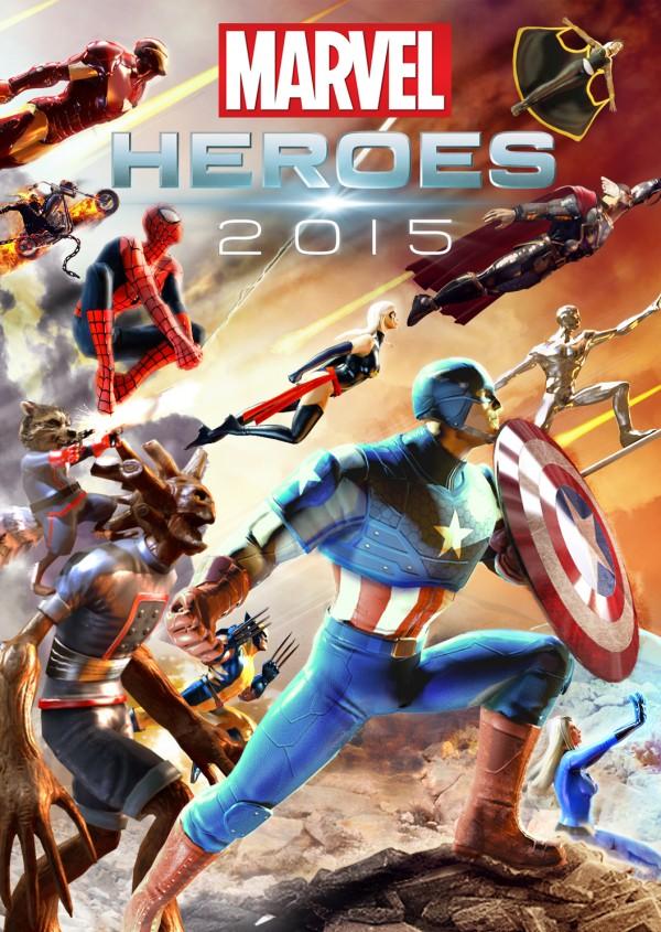 скачать игру Marvel Heroes 2015 скачать торрент - фото 3
