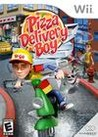 Pizza Delivery Boy Image