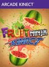 Fruit Ninja Kinect: 8-Bit Cartridge Image