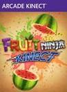 Fruit Ninja Kinect: 8-Bit Cartridge Image