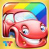 Regenbogenautos - Kindern lernen mit frohlichen Spielen FARBEN Image