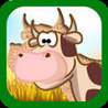 Farm Animals Cartoon Puzzle Image