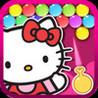 Hello Kitty Bubble Shooter Image