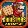 Christmas Horse Goes Crazy Image