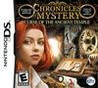 Chronicles of Mystery: Curse of the Ancient Temple Image