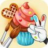 Cupcake Maker Coloring Image