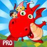 Adventures of My Happy Dream Dragon Sky Patrol:Little Castle Kingdom Fairytale Story Image
