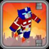 Flappy Cosmo Blocks Robot -