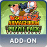 Worms 2: Armageddon - Puzzle Pack Image