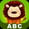 ABC Baby Zoo Flash Cards for PreSchool Kids Image