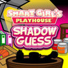 Smart Girl's Playhouse Shadow Guess Image
