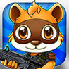 Amazing Raccoon VS Zombies Image