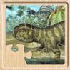 Dinosaur Puzzle: Jigsaw Image