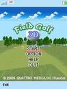 3D Field Golf Image