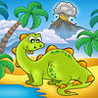 Fun with Dinosarus - Toddler & Preschool Educational Fun Game Image
