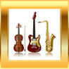- Musical instruments - Image