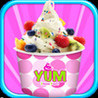 Frozen Yogurt Maker - Froyo Shop Image