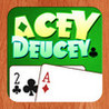 Acey Deucey - The Aces Card Game Image
