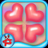 Valentine Hearts: Match 3 Puzzle Image