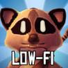 Raccoon Rising Low-Fi Image