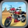 Desert Motor Bike - Motorcycle Racing in Death Valley! Image