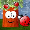 A Ladybug Tree - Kids Bug Catching & Counting Game Image
