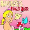 Rapunzel's Tangled Slider Puzzle Image