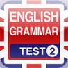 English Grammar Test 2 Level 2 Image