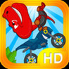 A Dinosaur Bike Race HD - Jurassic Rush Image