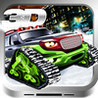 3D Snow Truck Road Race - Pro Fastlane Chase Game Image