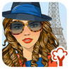 Walks in Paris - Dressup and Makeover game Image