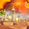 Aladdin Solitaire Light Image