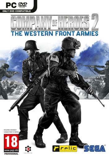 Telecharger Company of Heroes 2 – The Western Front Armies Sur PC Avec Crack