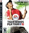 Tiger Woods PGA Tour 10 Image