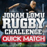 Jonah Lomu Rugby Challenge: Quick Match Image