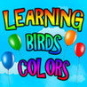 Learning Birds : Colorful Balloons Image