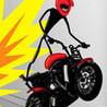 A Stickman Street Bike Motorcycle Highway Race - PRO Turbo Edition Image