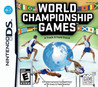 World Championship Games: A Track & Field Event Image