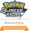 Pokemon Dream Radar Image
