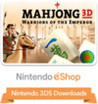 Mahjong 3D: Warriors of the Emperor Image