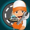 Grand Car town Workshop - Amazing Auto salon time management game to fix wheels, repair, refuel & wash Image