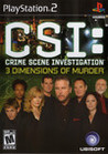 CSI: Crime Scene Investigation: 3 Dimensions of Murder Image