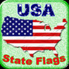 Master USA State flags Image