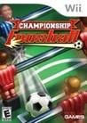 Championship Foosball Image