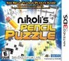 Nikoli's Pencil Puzzle Image