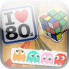 80's Flashback Word Puzzle Game: iPad Version Image